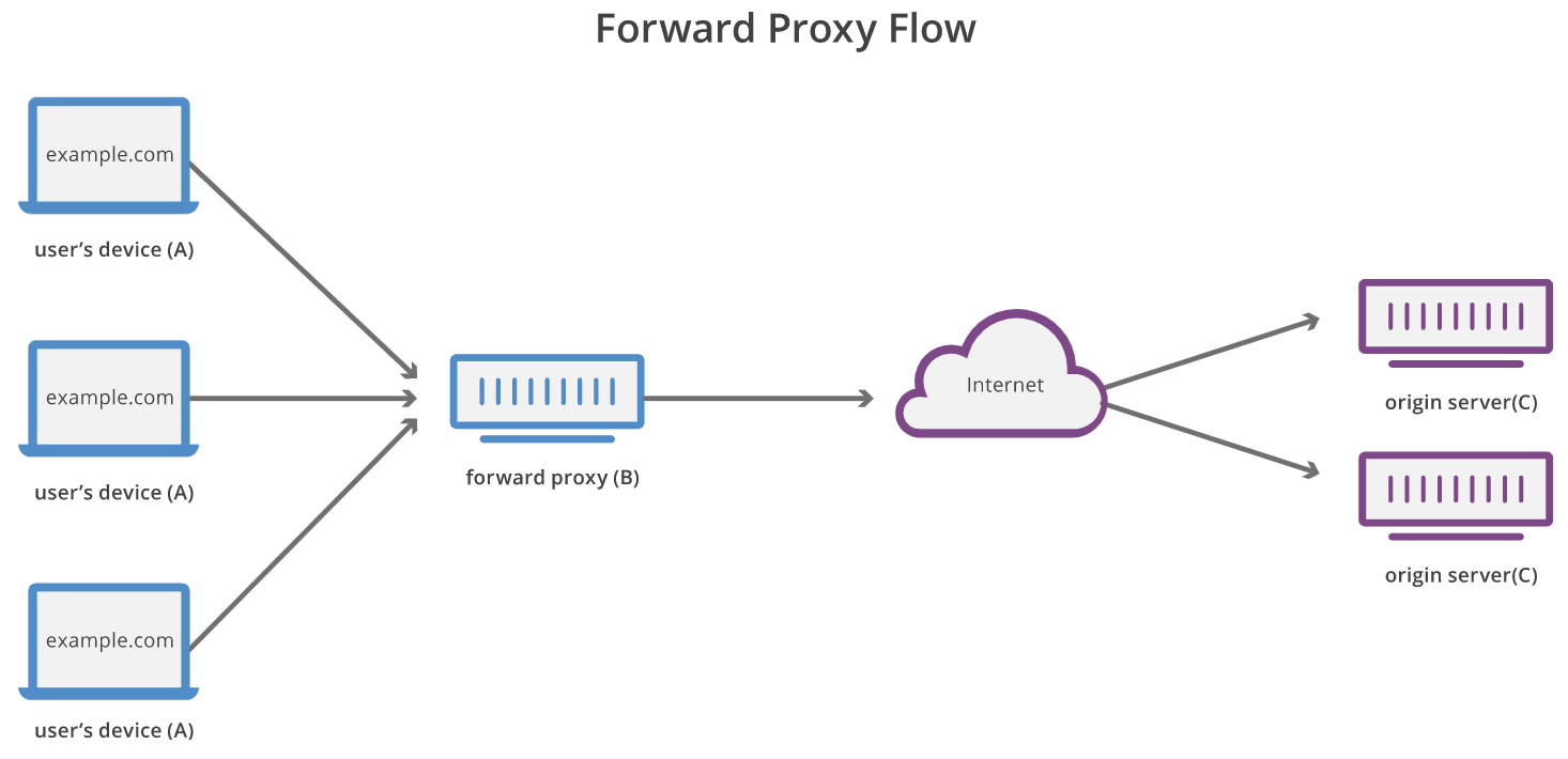 Udp Forward Proxy
